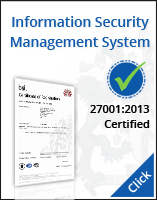 Information Security Management System ISO/IEC 27001:2013