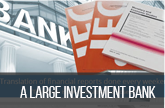 Translation Case study: Investmentment bank