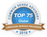 Top 75 Global Language Service Providers 2018
