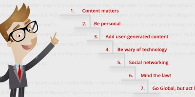 Tips for creating global content