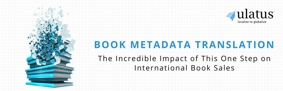 Book metadata translation services