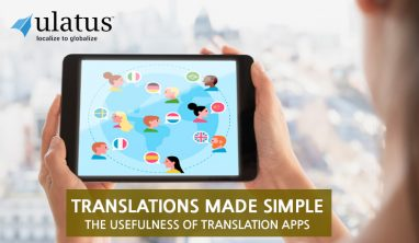 globally translated app