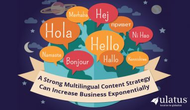 Multilingual Content Strategy